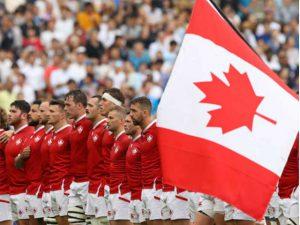 ラグビーカナダ代表