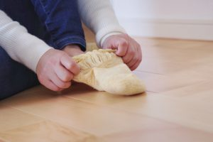 爪水虫(爪白癬)の予防方法