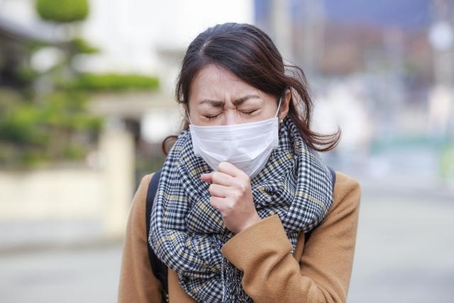 コロナ禍の花粉症シーズン